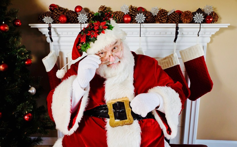 Do you do Santa Claus?