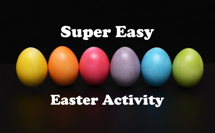 Activity: A Hunt for the Real Meaning of Easter