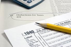 Tax deductions Orange County