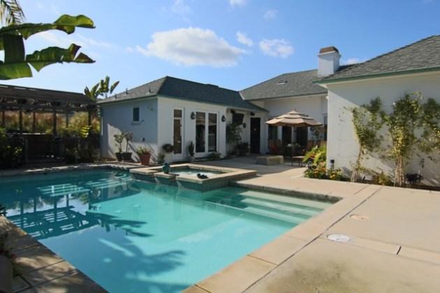 San Juan Capistrano Pool Home