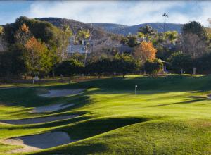 Coto De Caza Golf Course Homes
