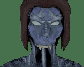 Face - No cloth