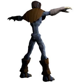 Back - Full Body