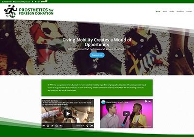 PFFD | Web Design