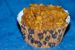 My favorite pumpkin muffins