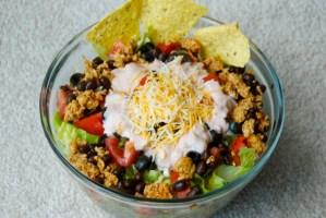 Jess's Taco Salad