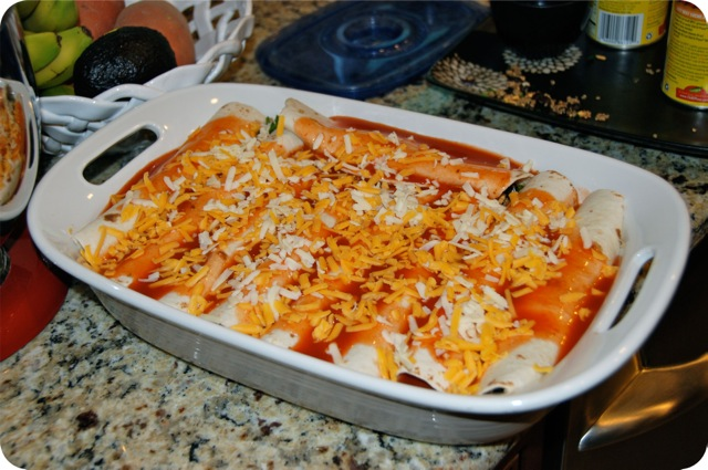 Roasted Red Pepper and Quinoa Enchiladas2