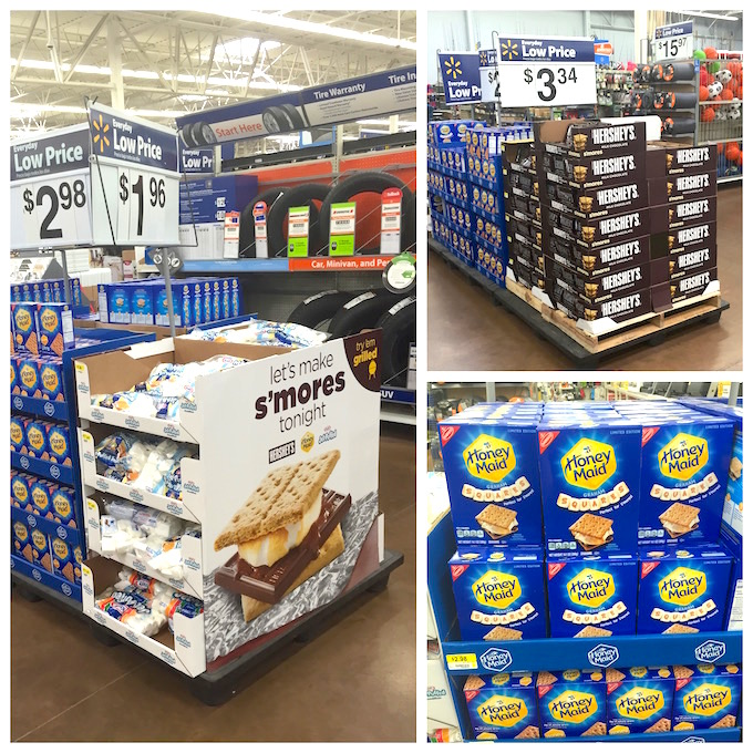 Walmart S'mores