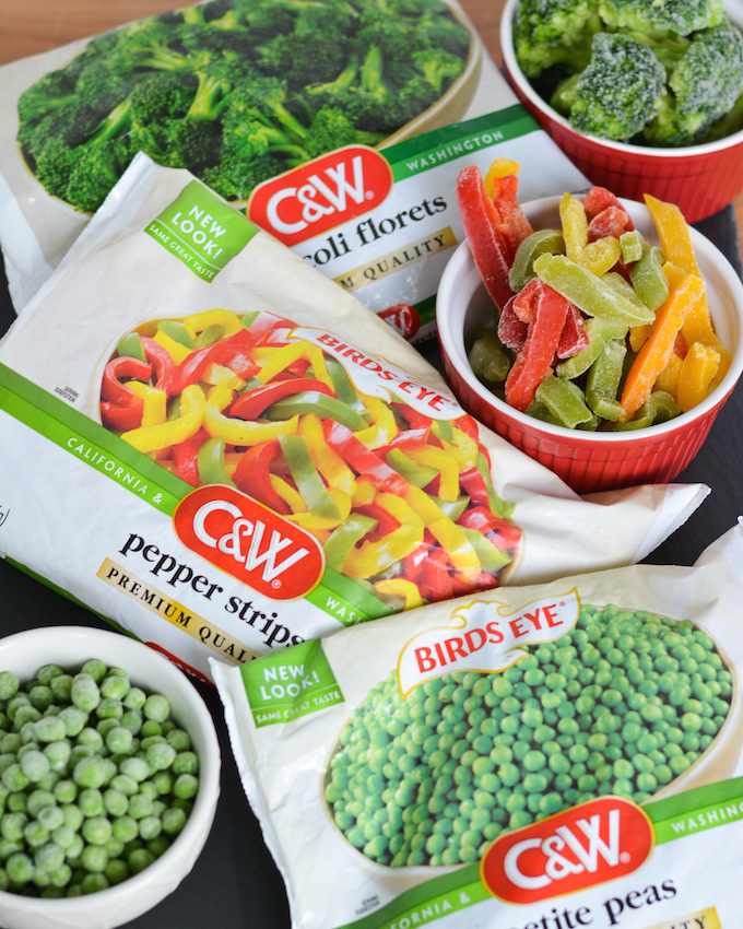 C&W Frozen Vegetables