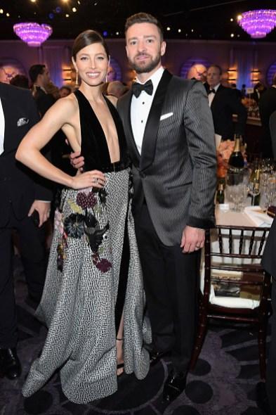 FIJI Water At The 74th Annual Golden Globe Awards