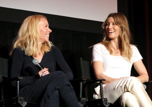 Jessica+Biel+2018+Makers+Conference+Day+2+kA1nkeYHfs1l