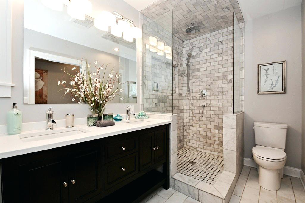 Updating Your Bathroom on a Budget - Jessica Elizabeth on Restroom Ideas  id=35432