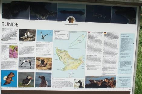 Panneau-île de Runde 14.08.2015