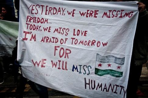 War Aleppo Syria - Stop it!