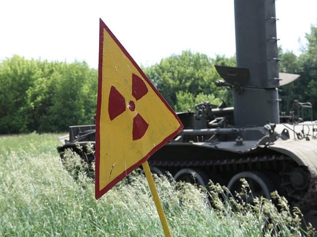 Jessica Thompson: Chernobyl