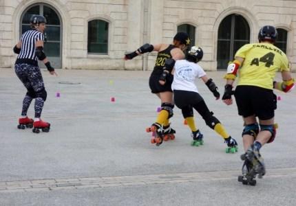 Angoulême Roller Derby (Brain Damage)