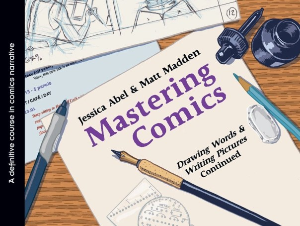 mastering_comics_cover