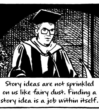 ira-story-ideas - where do you get your ideas