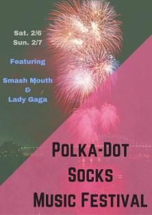 Polka-Dot Socks Music Festival