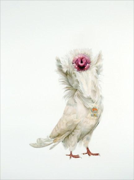 "Randall 2004, ""love bird #2"""