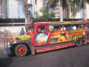Public buses, Jeepneys