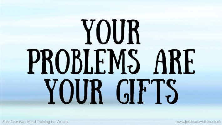 Buddhist Writing Prompt: Your Problems Are Your Gifts