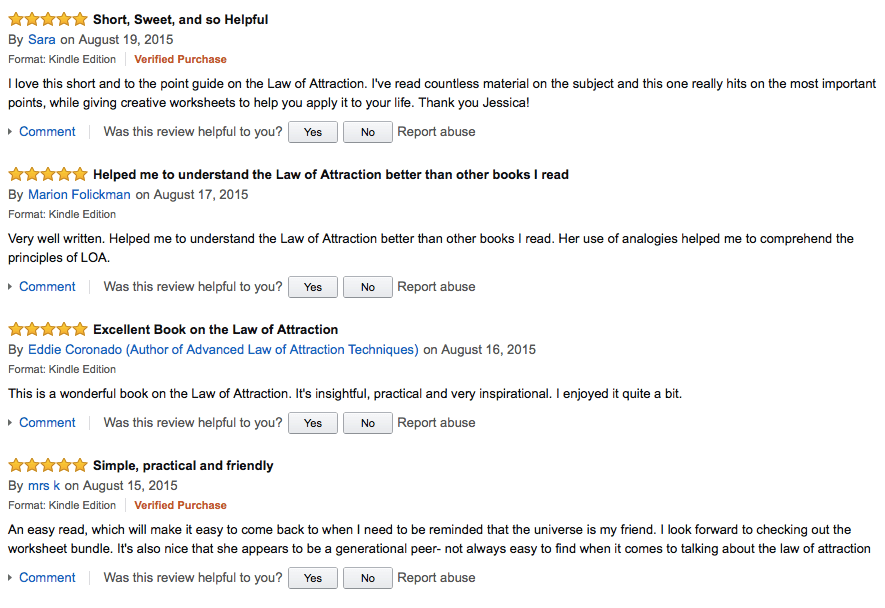Amazon Reviews for Anything Can Be