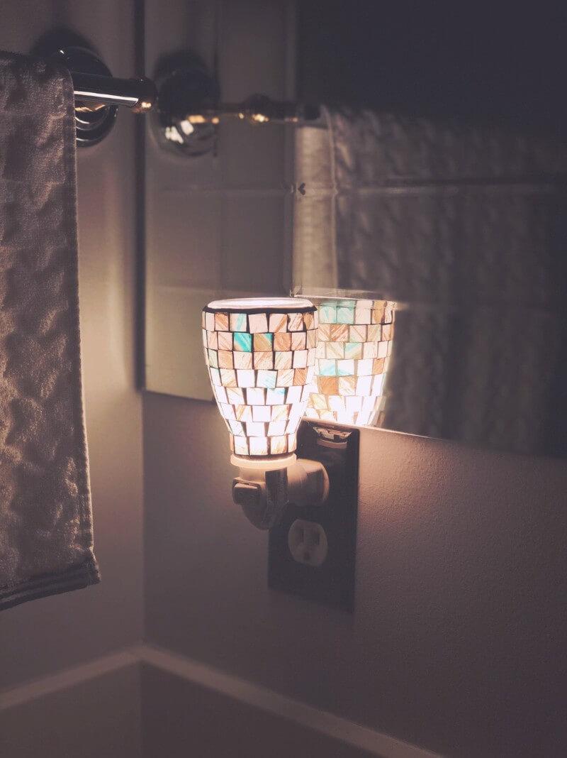 nighttime self-care routine