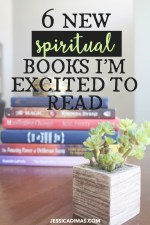 6 New Spiritual Books I'm Excited to Read