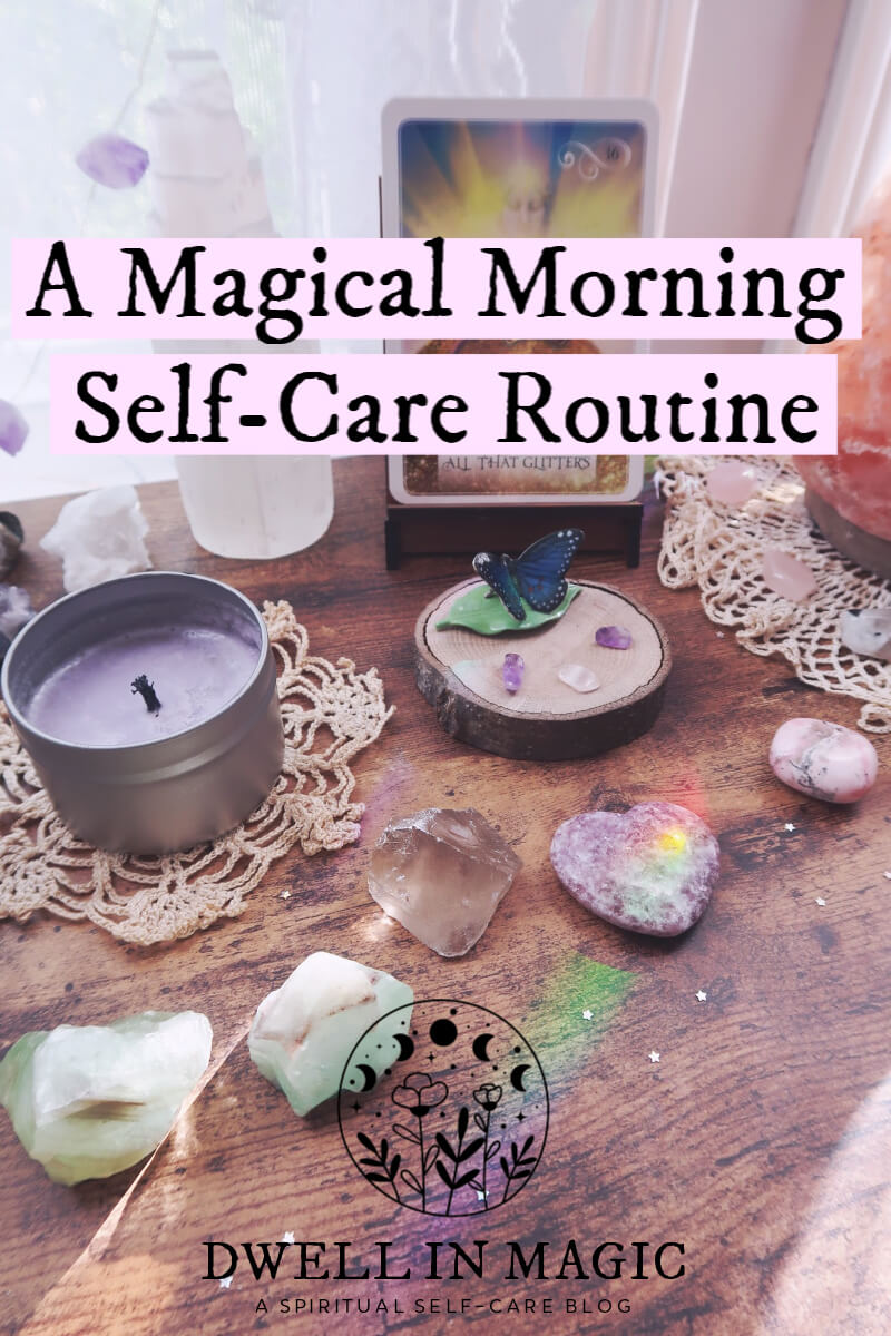 My morning routine for self-care and mindset