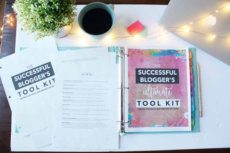 The ultimate tool kit for bloggers and entrepreneurs