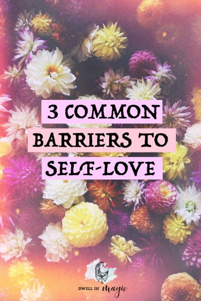 These three things hold a lot of women back from loving themselves - here's what they are and how to heal them. #selflove #selfcare #selfcaretips #selfcareblog