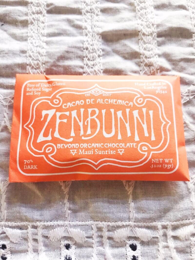 Zenbunni Chocolate