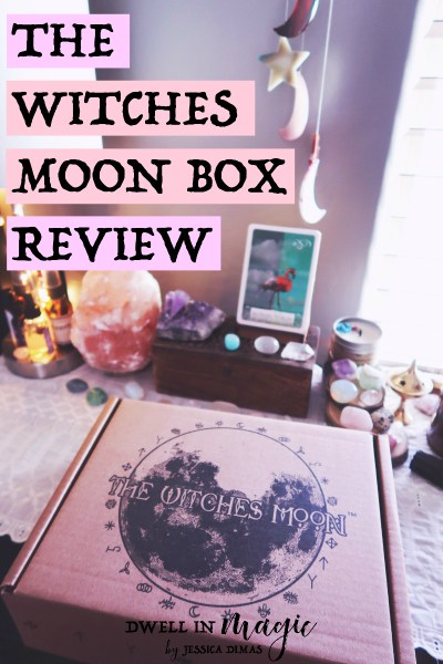 The Witches Moon Box Review