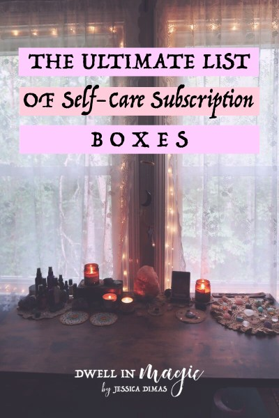The ultimate list of best self-care subscription boxes #selfcare #selfcaretips #selfcaretips #selfcareboxes #subscriptionboxes #selfcaresubscription