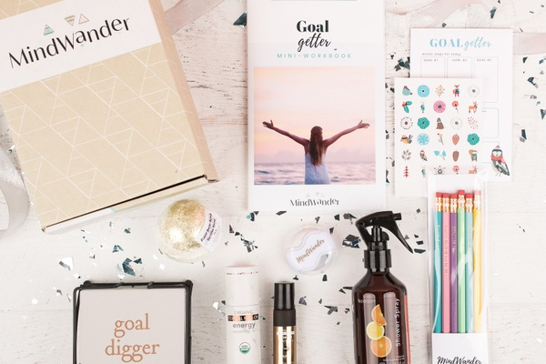 Mind Wander self care box