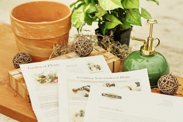 My Garden Box subscription