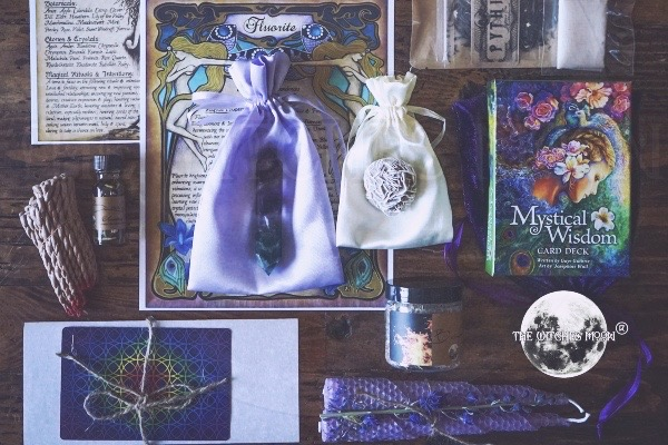 new moon witches moon box