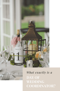 What exactly is a Day of Wedding Coordinator? | DOC; Day of Wedding Coordinator; Wedding Coordinator; Day of Wedding Coordination; DOC FAQ's; Wedding Coordinator FAQ's; Wedding Day Details; Wedding Day; Stress free wedding day