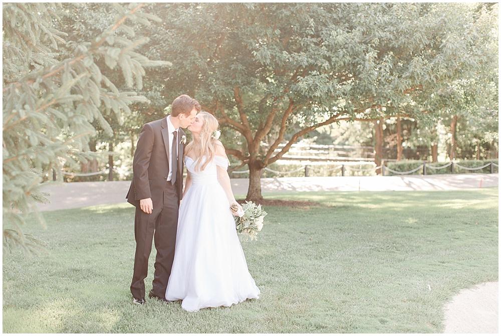 bride and groom portraits; woodstock country club wedding   Sami Renee Photography + Jessica Dum Wedding Coordination