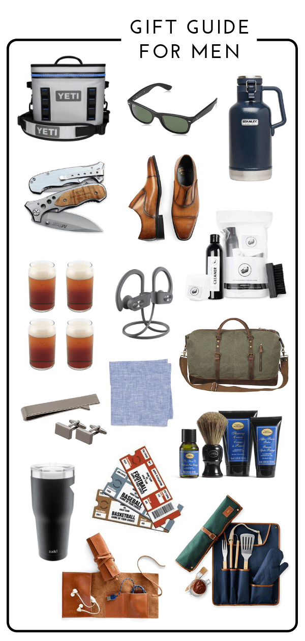 Ultimate Gift Guide for your Groomsmen | groomsmen gifts, gifting, bridal party, bridal party gifts, gifting guide, gifts for men, holiday gifts, holiday gift guide, gifts for men