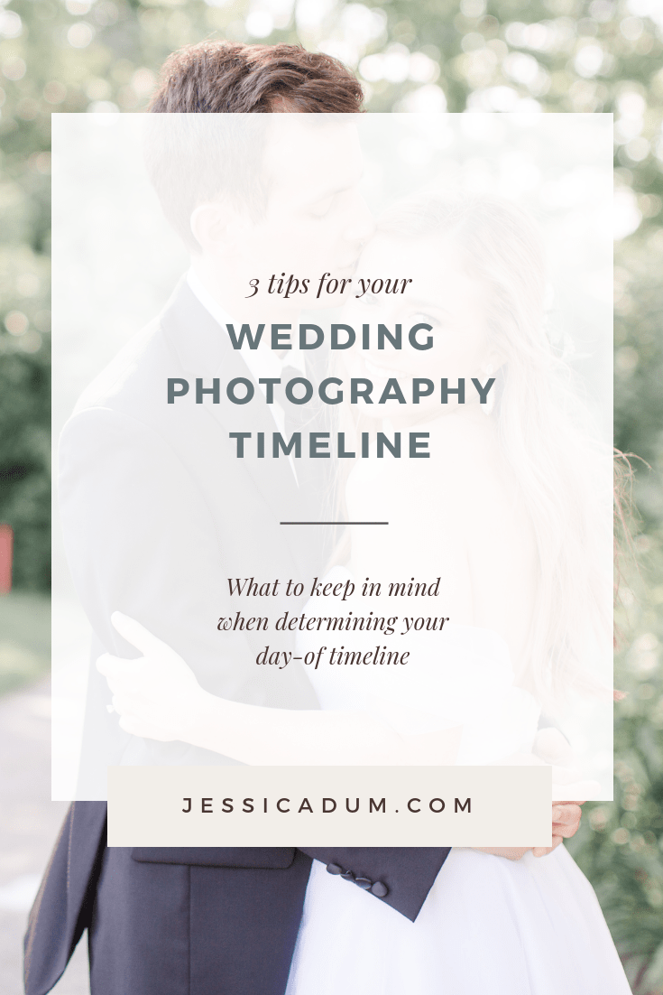 On the blog today, local Indianapolis wedding photographer, Sami of Sami Renee Photography is sharing her best tips for creating your wedding photography timeline.