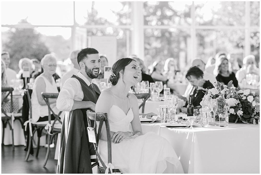 Fall garden-inspired wedding at the Ritz Charles Garden Pavilion in Carmel, Indiana | Jessica Dum Wedding Coordination