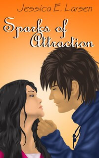 Book Cover: Sparks of Attraction