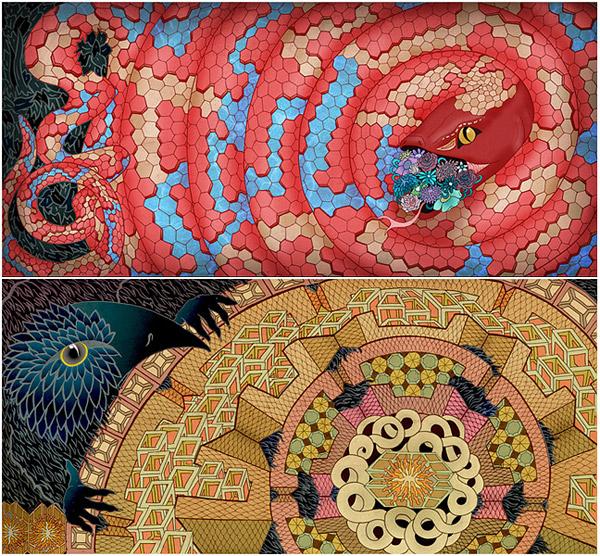 Poketo/Booooooom Wallet Designs | © 2011 Jessica Fortner. All rights reserved.