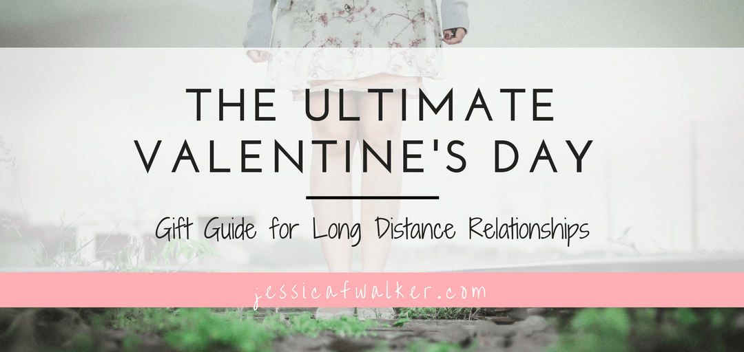 Valentine's Day Gifts for Women in Long Distance Relationships