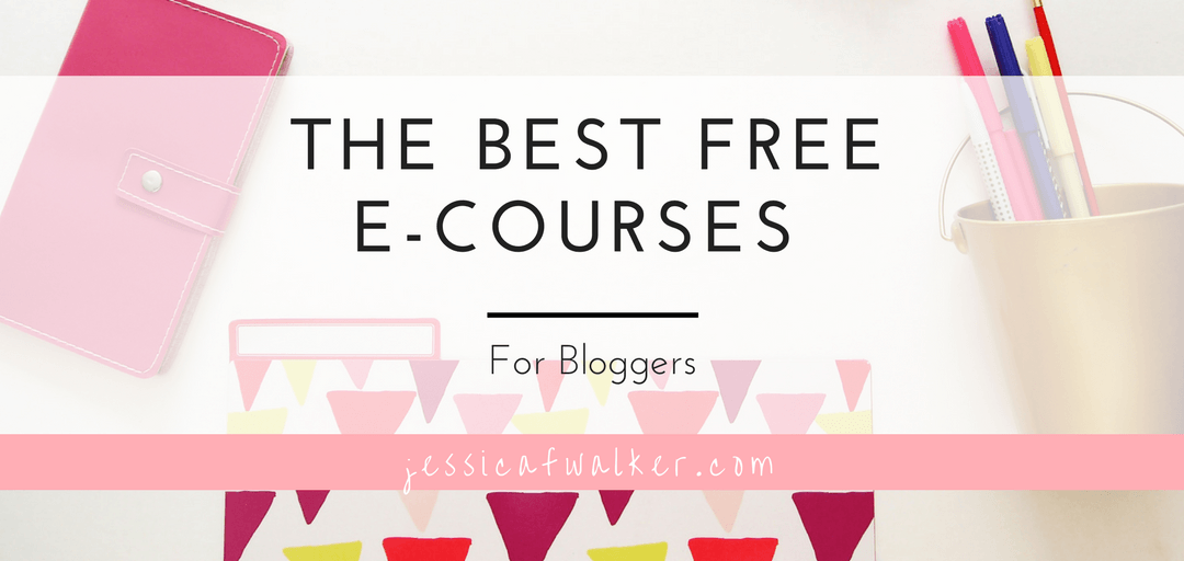 The BEST Free Courses for Bloggers