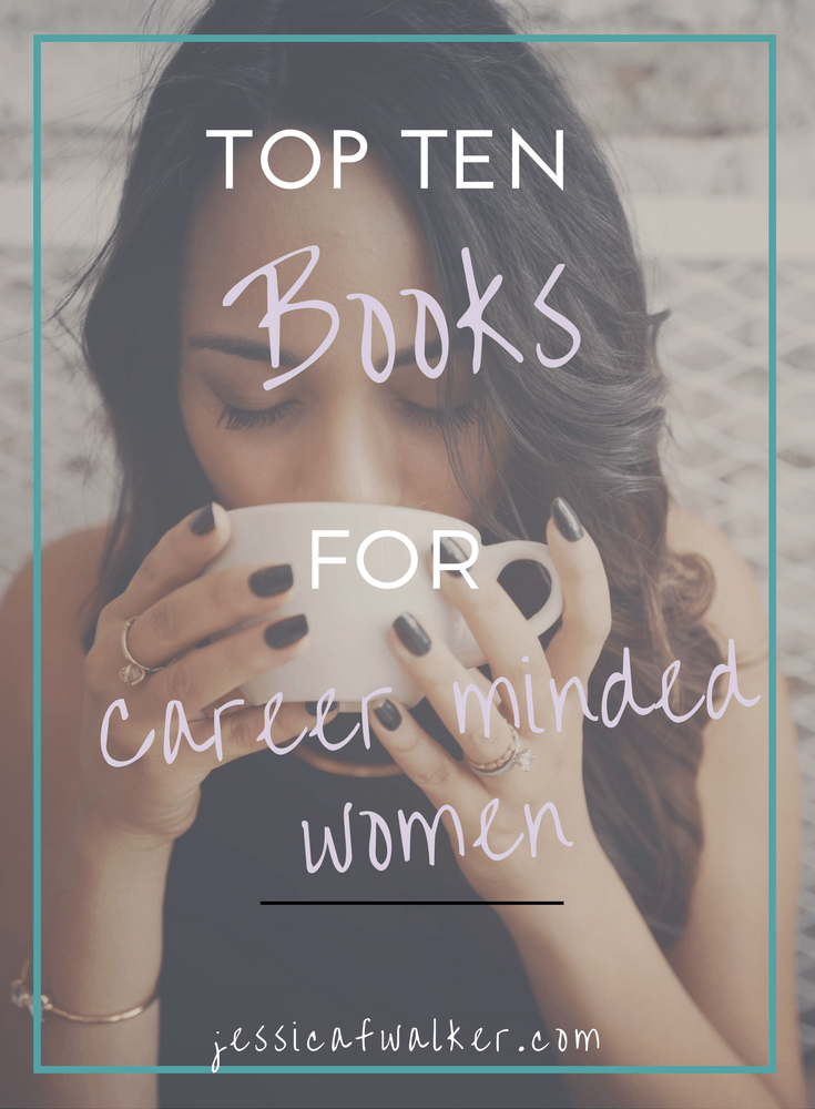Top Ten Books for the career minded woman, career books for women, how to advance your career, reading list, book club for millennials, millennial career books, miracle morning hal elrod, daring grately brene brown, art of asking amanda palmer, four hour work week tim ferriss, free trial audible, blog, jessicafwalker.com | gratitude | empowerment | success