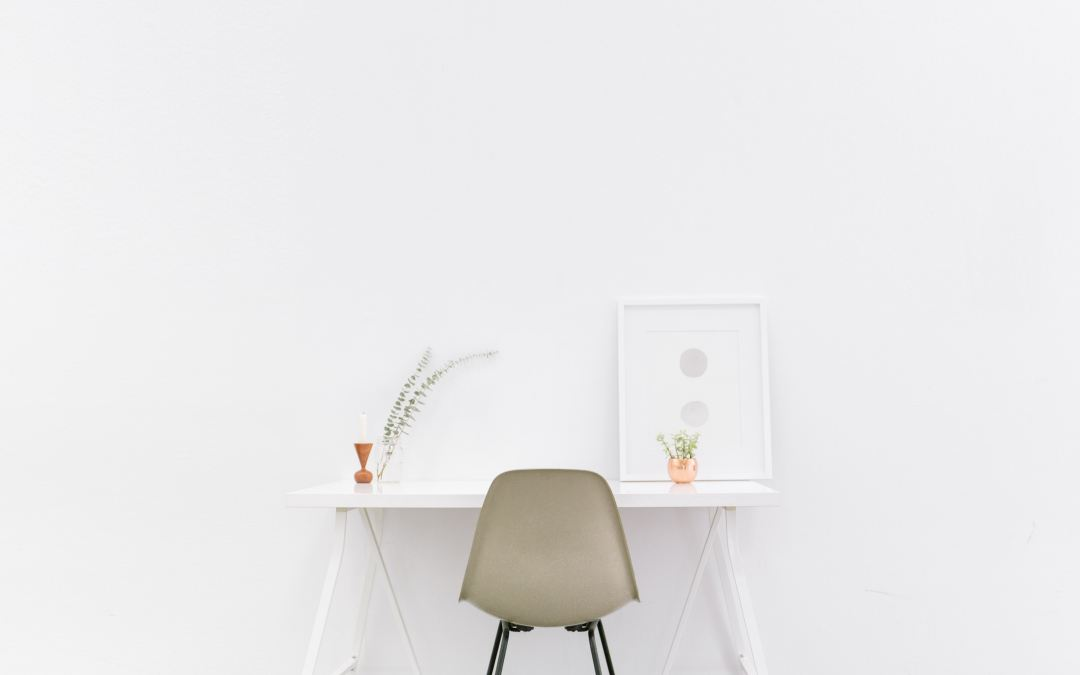 How to Curate your Minimal Style Home Office