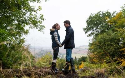 Berkshire Engagement Shoot – Ashridge House – Anna and Ross